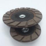 Ceramic Bond Diamond Edge Grinding Cup Wheels for Concrete