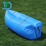 Inflatable Lounger Sofa Air Sleeping Bag Bed