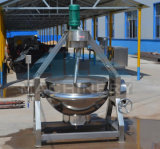 500L Electrical Heating Cooking Pot for Cheese (ACE-JCG-2P)