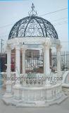 Antique Garden Pavilion with Stone Marble Granite Sandstone Limestone (GR029)