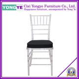 Chivari Chairs with Cushion /Wedding Chiavari White Chair/Tiffany Banquet Chair