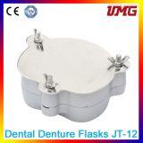 China Dental Equipment Alloy Aluminum Dental Flasks
