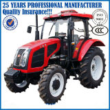 Farm Tractor Large Power Hydraulic Steering 110HP Four-Wheels Tractor