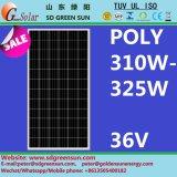 36V 310W-325W Poly PV Solar Panel