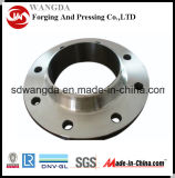 DIN/ASTM High Pressure Hydraulic Carbon Steel Forged Flange