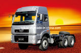 Qingdao Jiefang 3 Axles Heavy Duty Weichai Engine Faw Tractor Truck