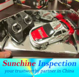 Toys Pre-Shipment Inspection / Reliable Quality Control and Testing Services