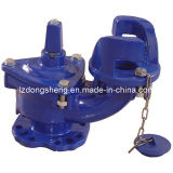 Bs750 Type Firehydrant with Water and Neutral Liquids