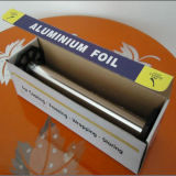 Household Aluminum Foil Roll for Food Packing (XJ-01)