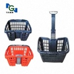Plastic Injection Mould for Shopping Basket