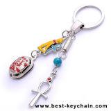 Custom Souvenir Gifts Egypt Kaiserin Metal Keyring (BK12010)