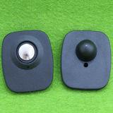 EAS Security Mini Square Clothing Alarm Hard Tag (AJ-RH-001)