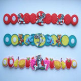 Wholesale Personized Reflective PVC Bracelet
