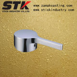 Zinc Die Casted Basin Handle for Bathroom Accessories (ZF1220)