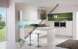 New Kitchen PVC Kitchen Cabinets (zs-486)