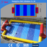 Hot Sell Inflatable Football Playground Inflatable Water Football Field