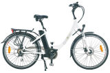 2015 Hot Sale Woman Style Electric Bicycle (TDF35Z-1)