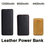 8000mAh Powerbank Best Power Bank Leather