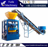 Semi Automatic Cement Brick Machine for Small Industries