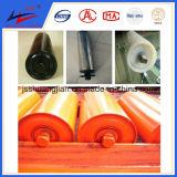 Double Arrow Steel Roller, Through Roller, Belt Conveyor Roller