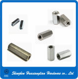 DIN 6334 Stainless Steel Hexagon Long Nuts