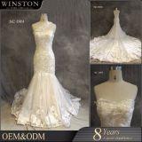 High Quality Custom Made Mermaid Cheap Wedding Dress