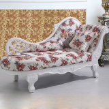 Classic Chaise Lounge Chair with Optional Sofa Fabric Color (90C)