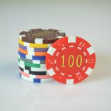 New Material ABS Chips Poker Chips, Texas Poker Chips Can Be Customized