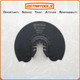 91mm (3-5/8′′) Hcs Segment Multi-Tool Saw Blade with Quick-Fit