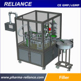 China Essential Oil Bottle Filling Capping Machine