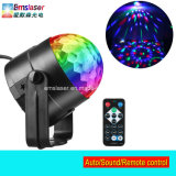 LED Magic Disco Ball Stage Lighting RGB Effect DJ Party Lighting with Remote Control