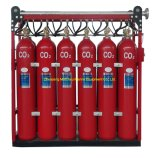 Marine Fixed CO2 Fire Extinguishing System