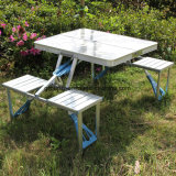 Outdoor Foldable Aluminium Table Camping Table