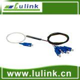 Best Price Blockless Fiber Optic PLC Splitter for Sale