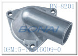 Engine Spare Parts Water Outlet Connection for Isuzu (5-13716009-0) Aluminium Casting