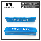 Custom Premium Cigarette Smoking Papers King Size Slim 107*44mm