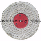 "4""X1/2"" Sisal Buffing Polishing Wheel for Metal"