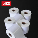 Hot Melt Self Adhesive Thermal Paper Jumbo Roll Shipping Labels Logistics Label