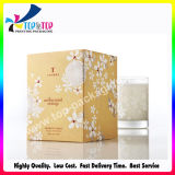 Wholesale Fashion Die-Cutting Candle Paper Packaging Box