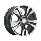 Five Double Spokes Wheels in 19 Inch for Benz Replica