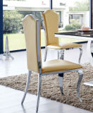 Dining Chair Stainless Steel Chair for Living Room Furniture