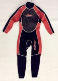 Women′s Long Neoprene Surfing Wetsuit/Swimwear/Sports Wear (HX15L49)