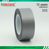 Sh319 No Residue Silver PVC Masking Tape for Metal Wood Plastic Surfaces Protection Somitape
