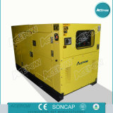 Good Quality Silent Diesel Gensets 37 kVA with ATS