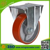 Platform Trucks Heavy Duty Polyurethane Wheels Fixed Caster