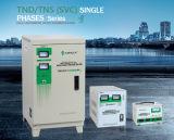 Tnd SVC Servo Motor Single Phase Digital AVR Automatic Voltage Regulator