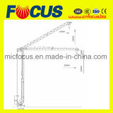 2 Ton Qtk20 Fast Assembling Crane with Factory Price