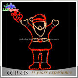 Hot Sale Christmas Santa Claus Lighting for Party Decorations