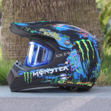 Motorcycle Parts/Accessories, Motorcycle Helmet, Open/Full Face Helmet (MH-001)