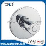 3 Function Diverter Polished Chrome Pressure Balance Diverter Faucet Shower